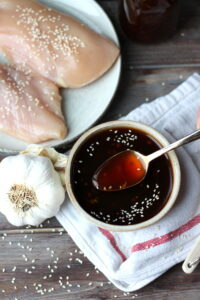 How to Make Homemade Teriyaki Sauce - thewoodenskillet.com