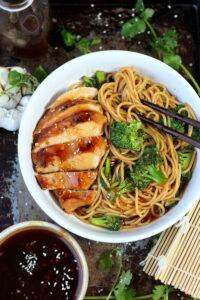 https://thewoodenskillet.com/easy-weeknight-teriyaki-chicken-broccoli/