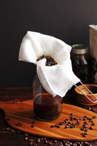 How to Make Cold Brew Coffee at Home - thewoodenskillet.com