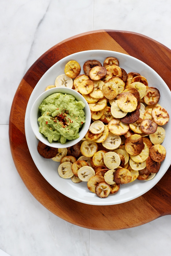How to Make Homemade Plantain Chips