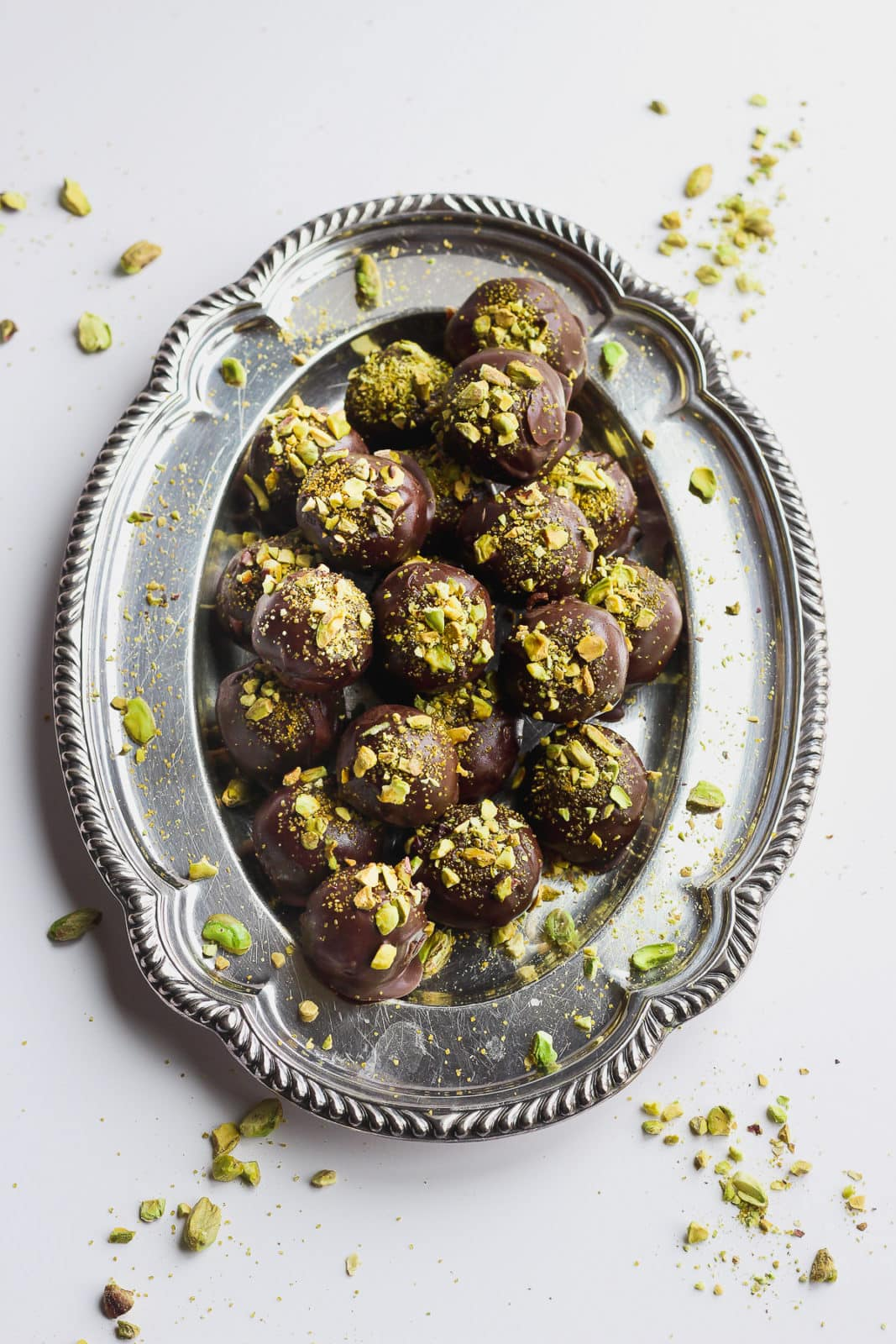 Million Dollar Paleo Christmas Truffles