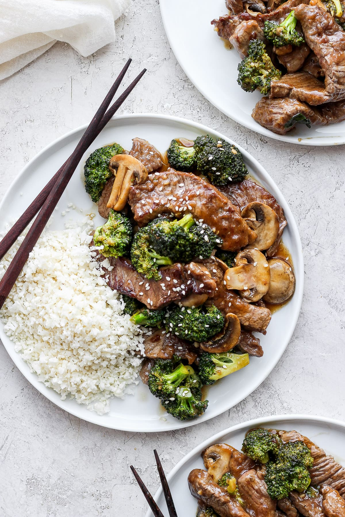Healthy Beef And Broccoli The Wooden Skillet