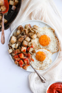 Classic Sunday Morning American Fries - the perfect addition to any breakfast or brunch #whole30 #paleo #dairyfree