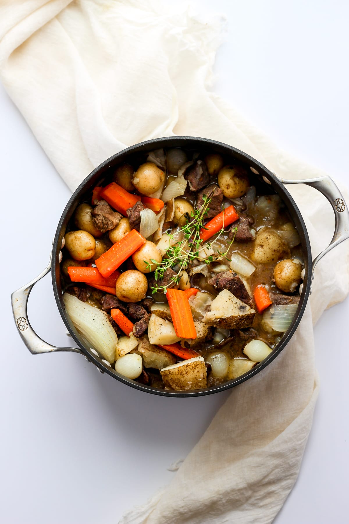 Comforting Irish Beef Stew