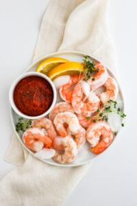 Whole30 Shrimp Cocktail Sauce #whole30 #cocktailsauce