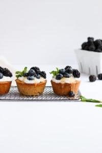 Delicious Paleo Yogurt Parfait Cups #paleo #mothersday