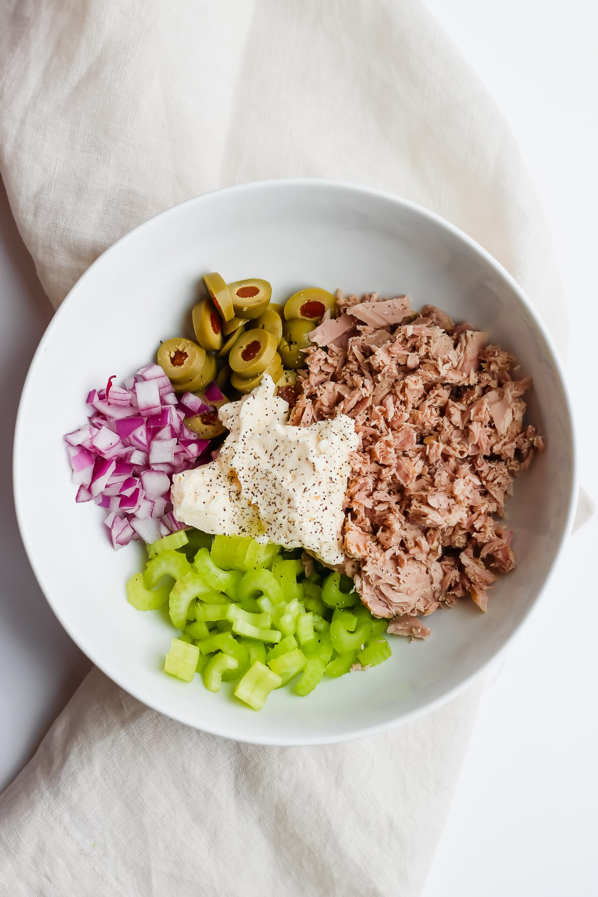 Healthy Tuna Salad The Wooden Skillet