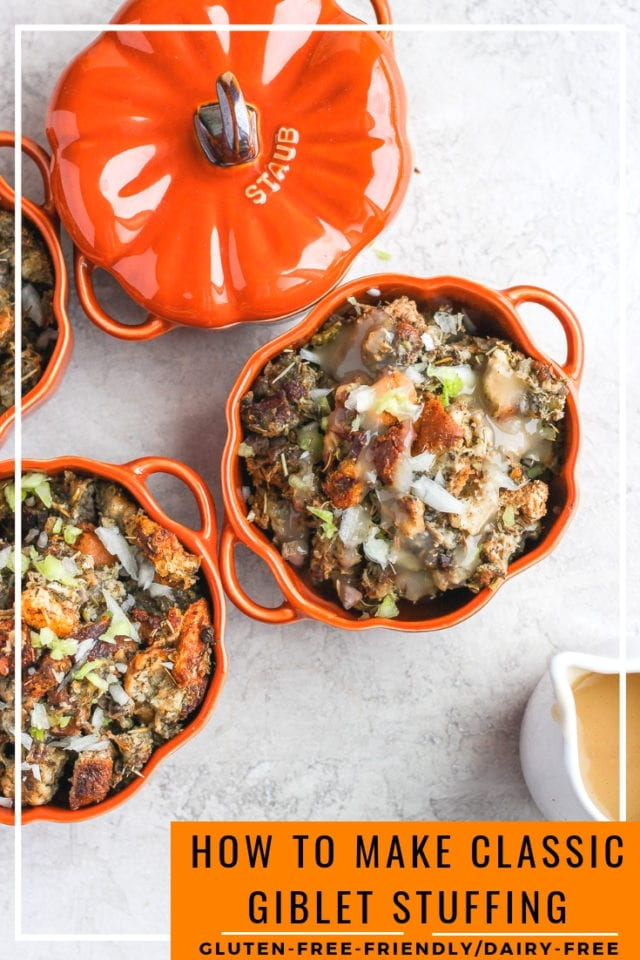 How to Make Giblet Stuffing