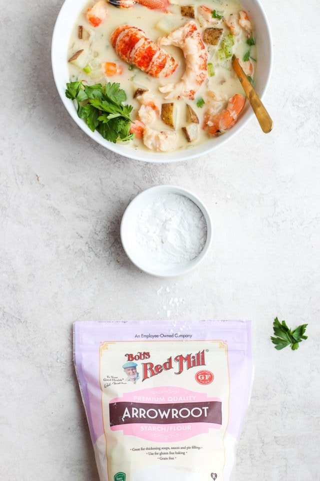 Ultimate Dairy-Free Chunky Seafood Chowder