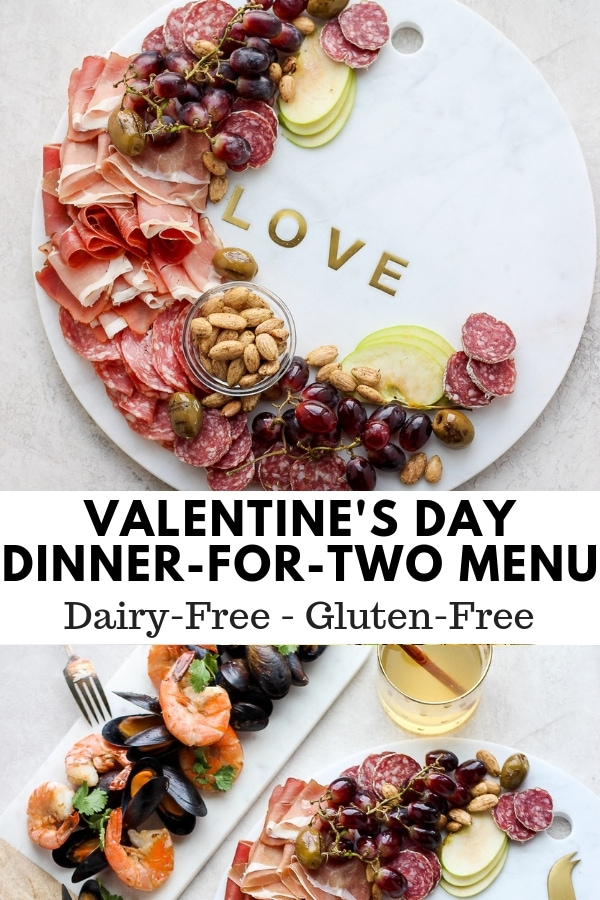 Romantic Valentine's Day Dinner for Two