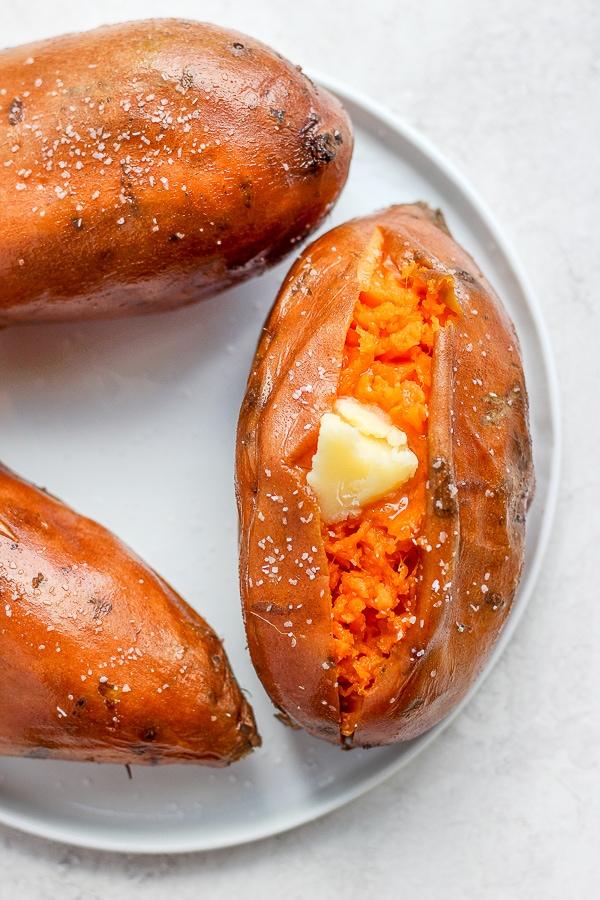 easy sweet potato recipe