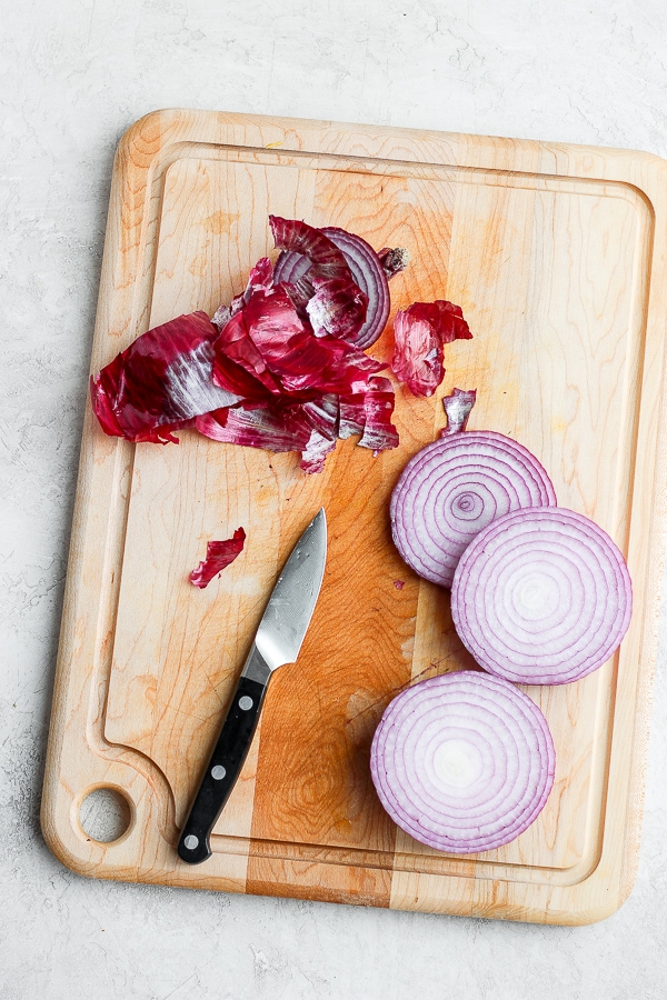 How to Grill Onions