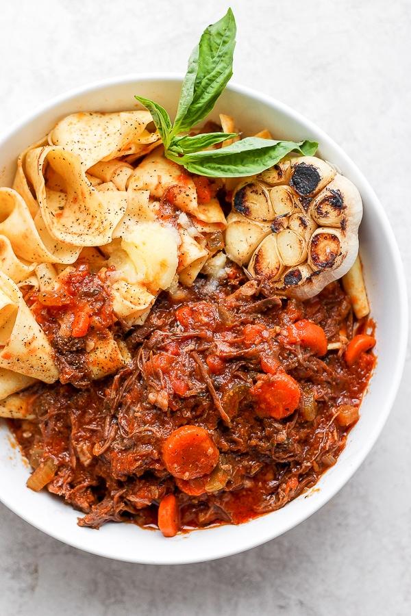 short rib ragu recipe