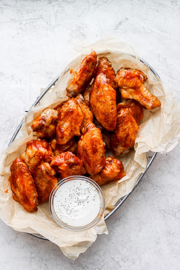 Easy BBQ Wings