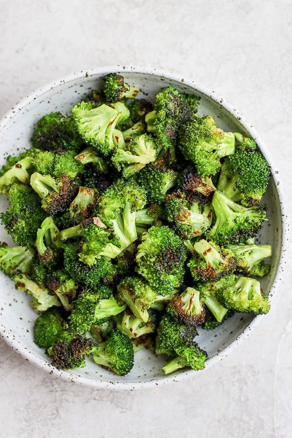 Easy Grilled Broccoli